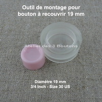 Outil d'assemblage 19 mm