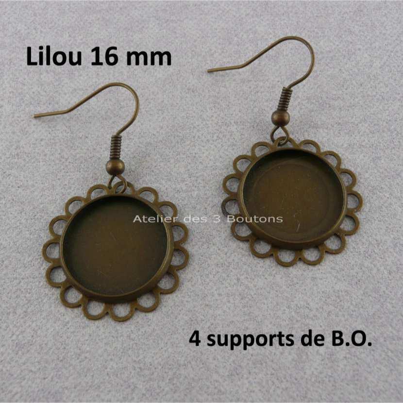 officiel de vente chaude 100% authentique jolie et colorée Boucles Oreilles